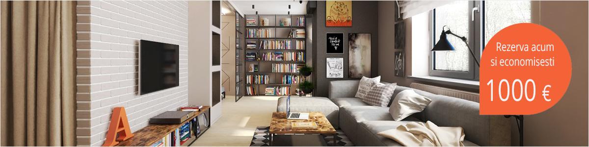 Apartamente 2 camere Bragadiru